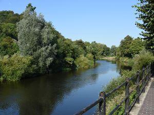 The River Severn near Ironbridge