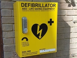 Defibrillator plan for Shropshire phone boxes
