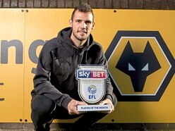 Leo Bonatini hails Wolves team-mates after being named Championship's player of the month