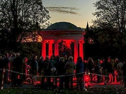 Shropshire remembers: Records broken as thousands attend Remembrance events