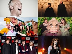 Kasabian, Greg Davies, Ken Dodd and more: What's on this weekend