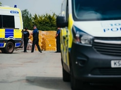 Alert as bomb shell found at Oswestry building site