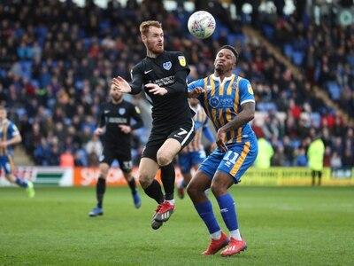 Shrewsbury Town 0 Portsmouth 2 - Match highlights