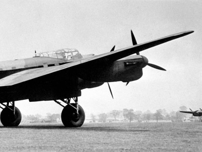 Plane of British World War Two airman found after 70 years