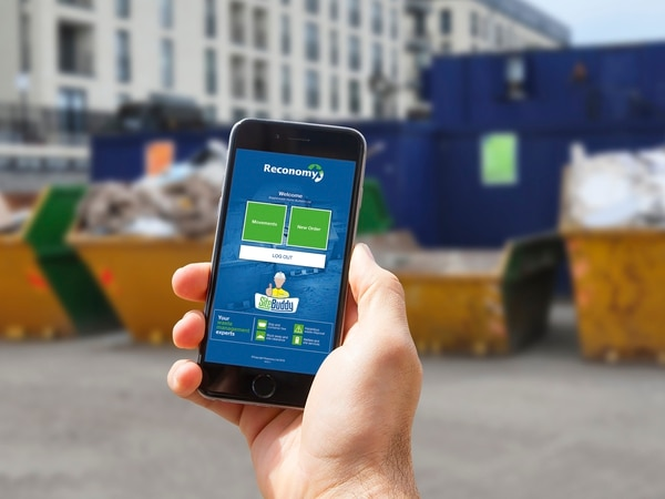 Telford-based Reconomy launches latest smartphone app