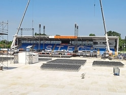 Shrewsbury Town ground transformed for Lionel Richie as tickets still available