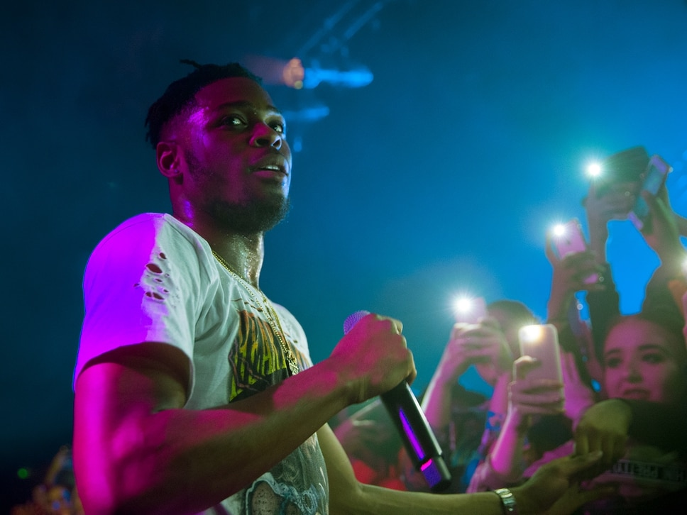 Yxng Bane, O2 Academy, Birmingham - review with pictures