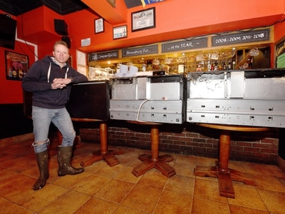 Salopian to stay shut as landlord wishes other pubs good luck