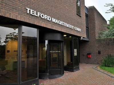 Telford cabbie fined for refusing man with assistance dog