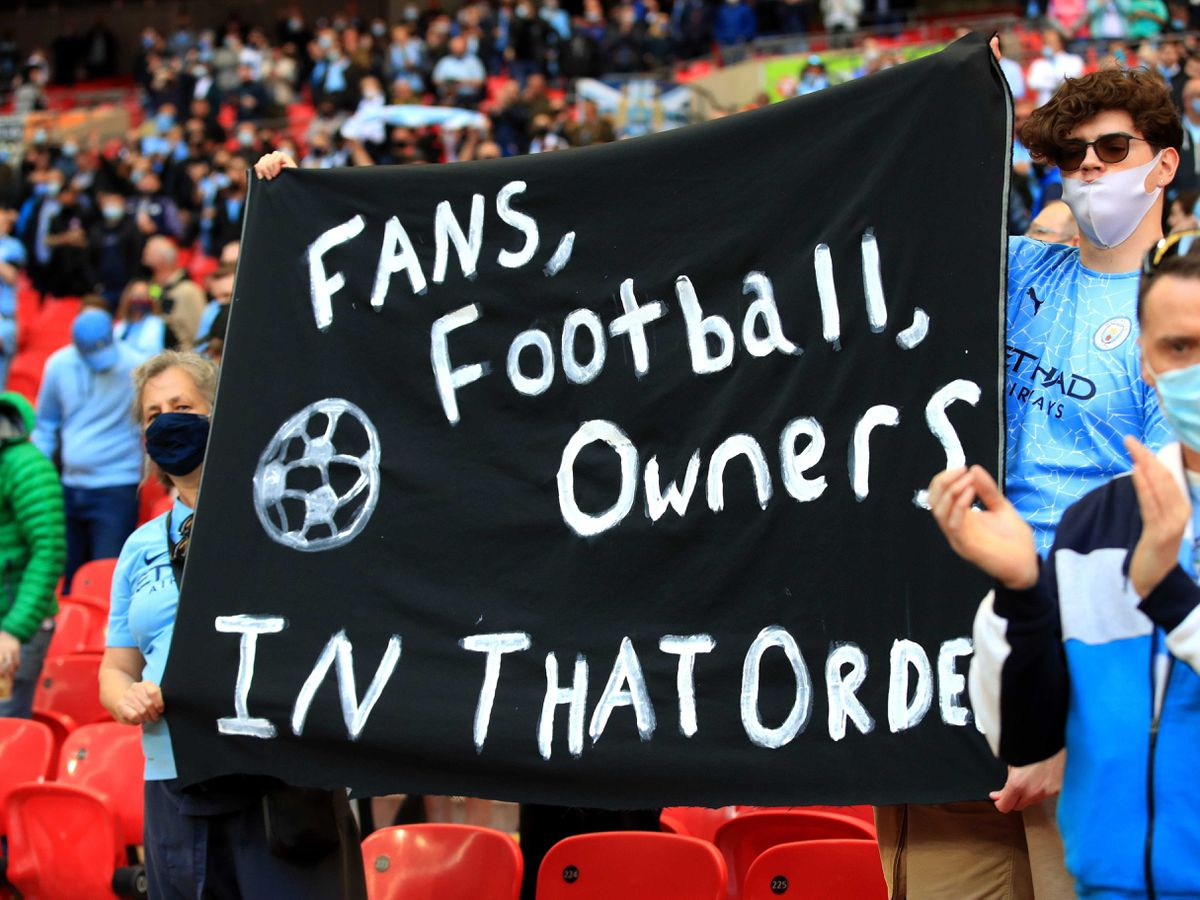 The threat of a Super League led to the commissioning of a fan-led review of football governance
