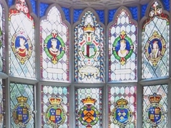 Wem photographers capture stained glass beauty - with pictures