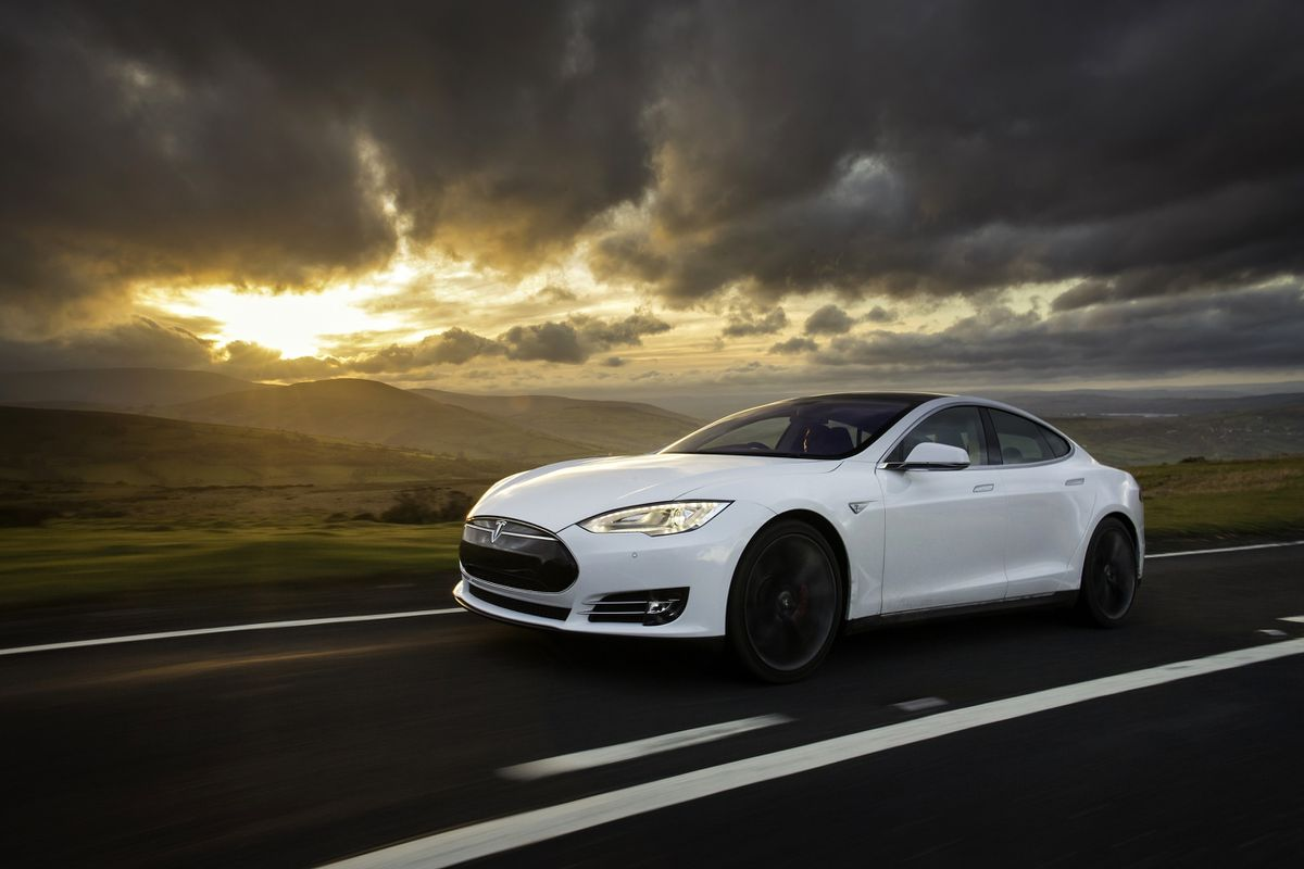 Practicality – The all-electric Tesla Model X