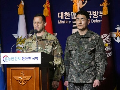 Coronavirus sees US-South Korea military drills postponed