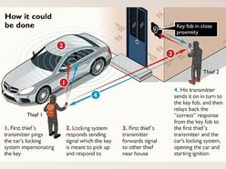 Keyless car thefts are on the rise - here's how you can stop them