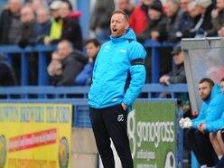 AFC Telford boss Gavin Cowan is grateful for FA Trophy cash