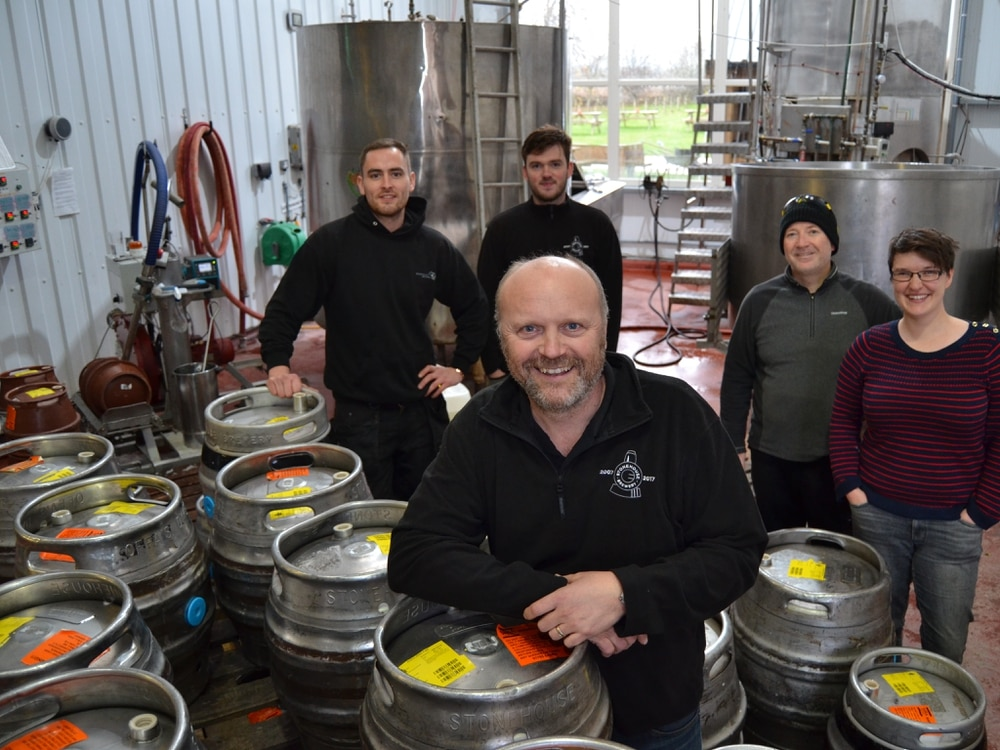 Shropshire brewery plans to expand with small pub and eatery at premises