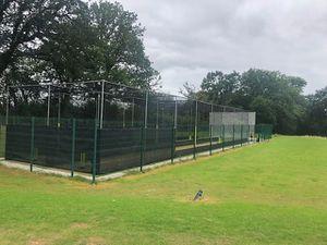 The all-new facility at Alveley CC