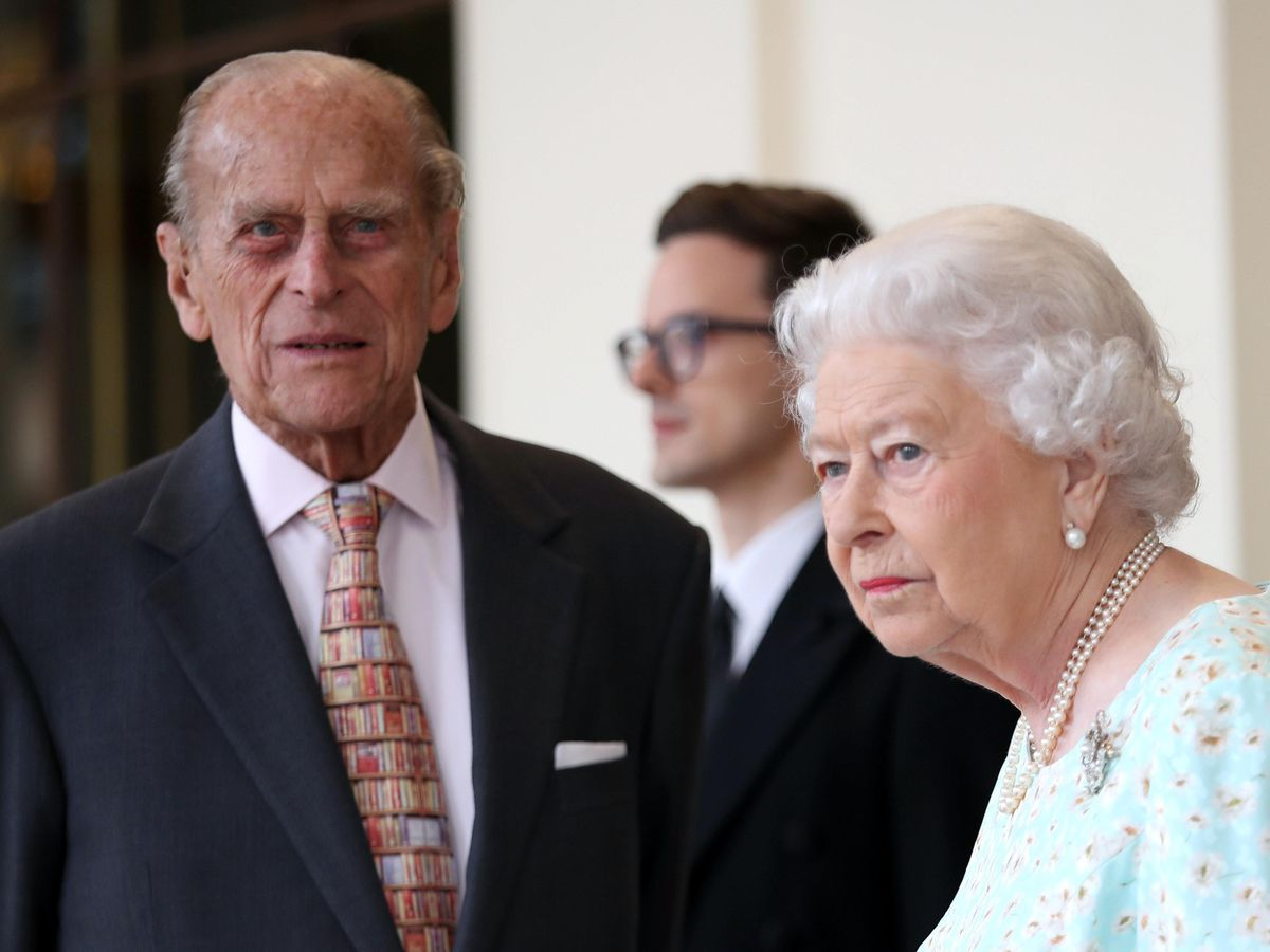 Queen and Duke of Edinburgh to spend Christmas at Windsor Castle. Chris Jackson/PA Wire