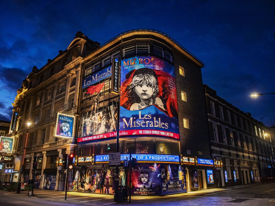 Les Mis returns to the West End