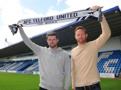 Gavin Cowan targets more AFC Telford deals before transfer window closes