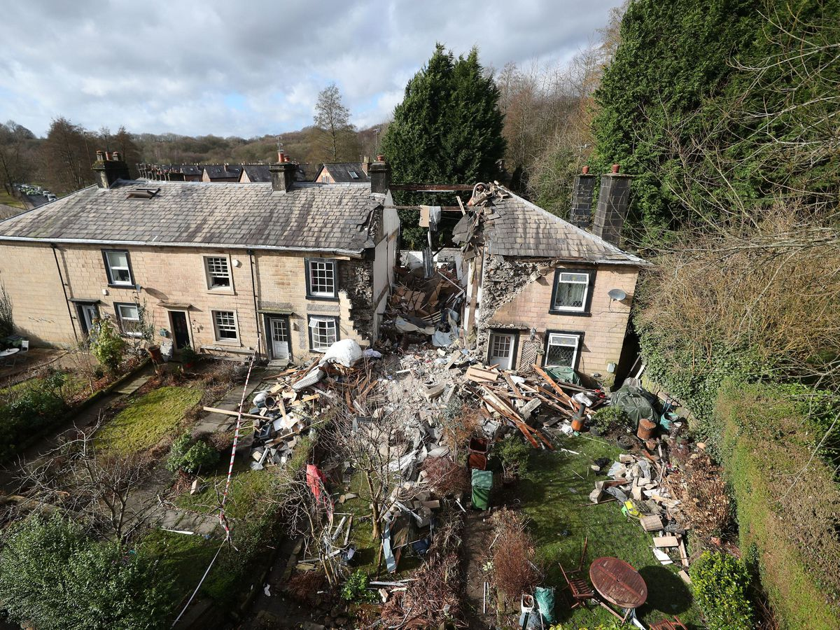 Ramsbottom house collapse