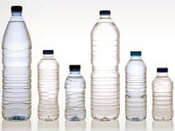 Bottled water convenient for both hydration and recycling