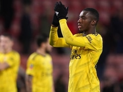 Academy stars Saka and Nketiah fire Arsenal into FA Cup fifth round