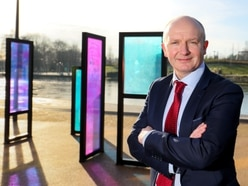 New Telford council chief executive already hard at work on authority's plans for the future