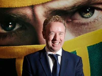 Comic book writer Mark Millar puts on Toy Story screening in Coatbridge