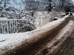 Historic bridge near Shrewsbury closed to traffic after railings crash