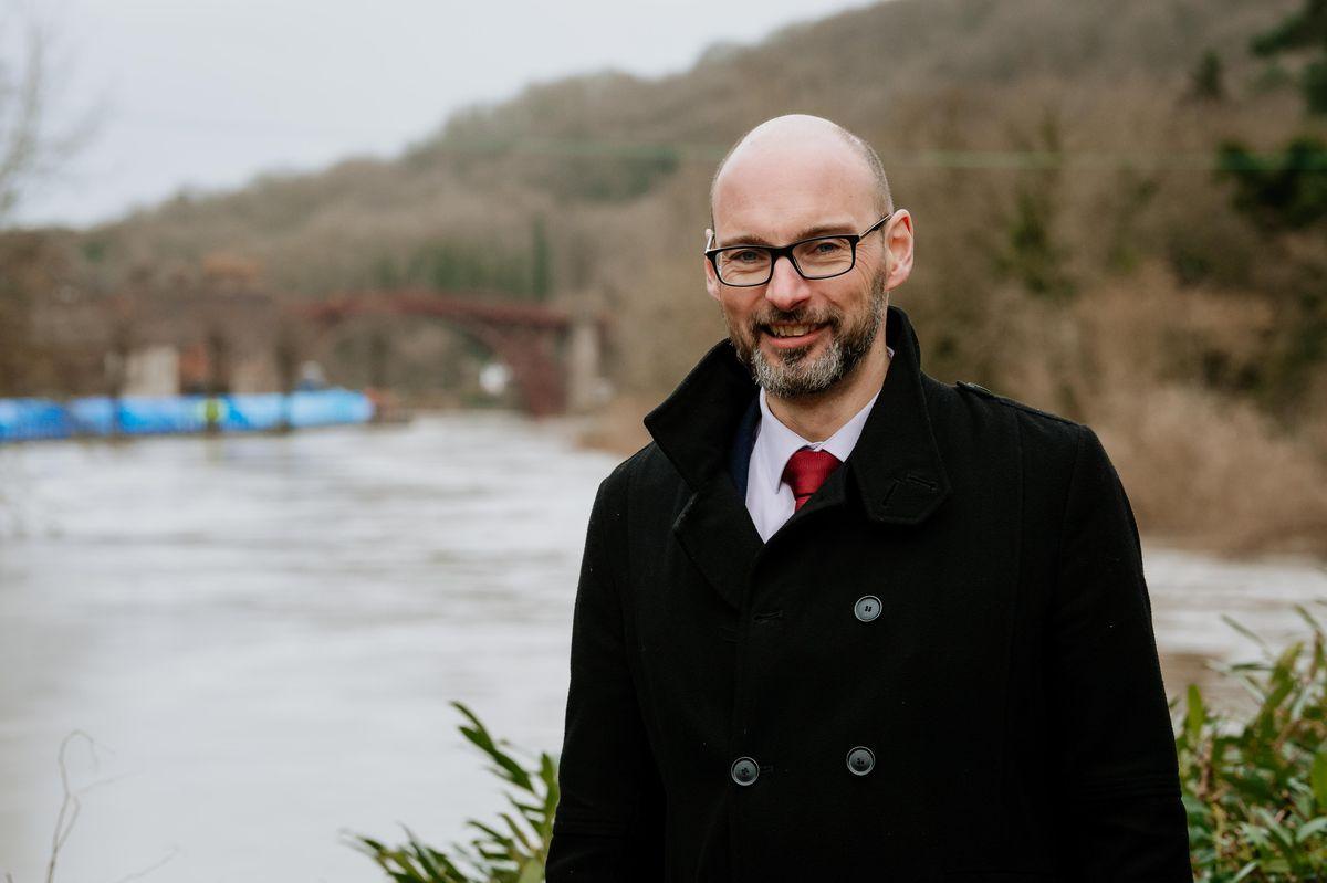 Nick Ralls, chief executive of Ironbridge Gorge Museums Trust