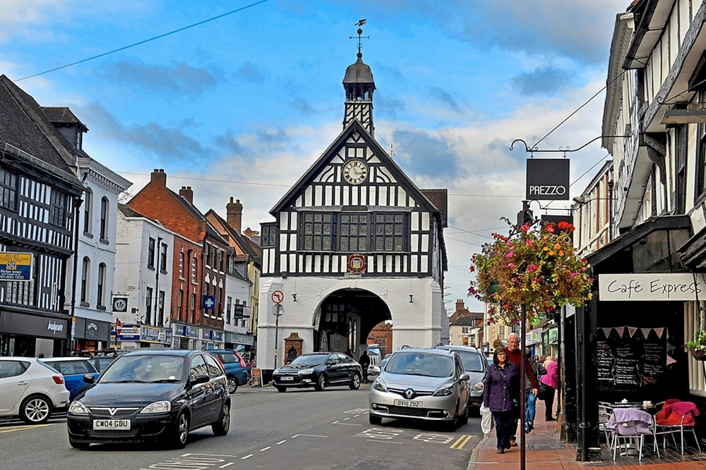 Mystery Over Absence Of Bridgnorth Town Clerk Shropshire