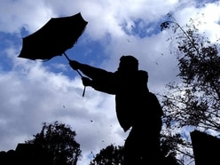 Storm Helene: Shropshire to be hit by high winds and rain