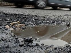 Report damaged roads to councils