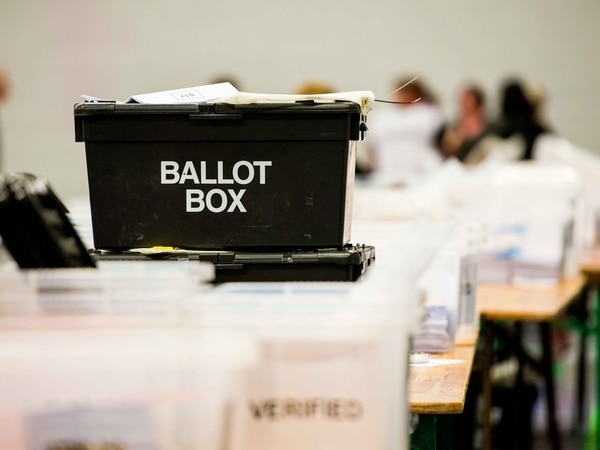 Newport school to shut for local elections