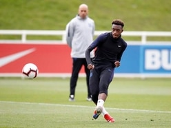 Harry Kane excited by potential of Callum Hudson-Odoi