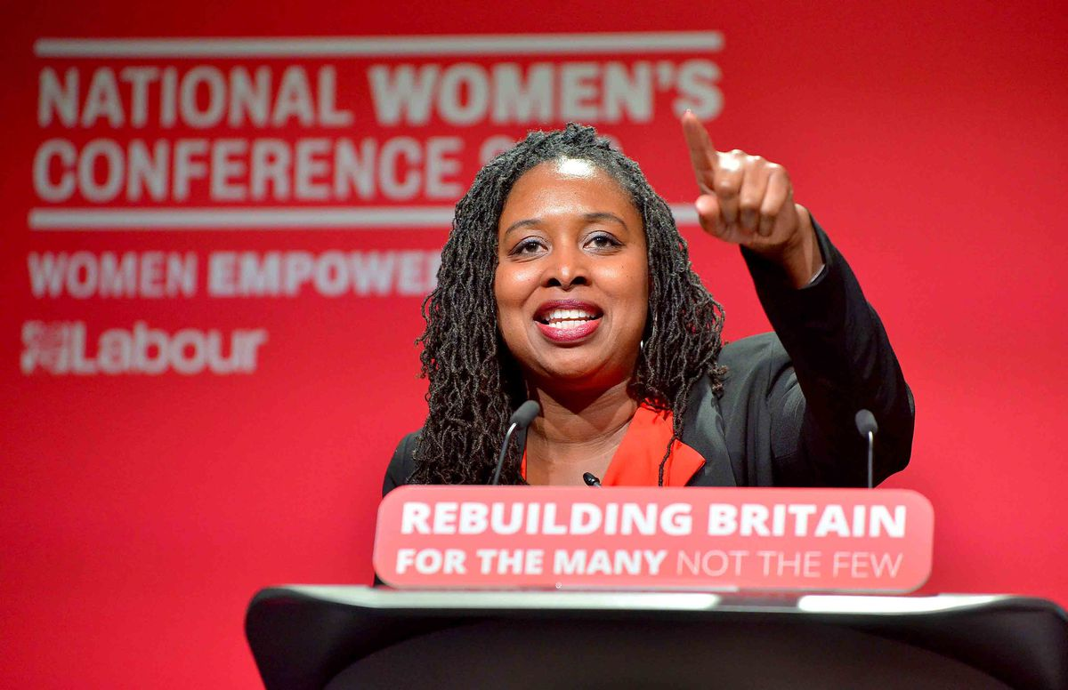Angry - Dawn Butler MP
