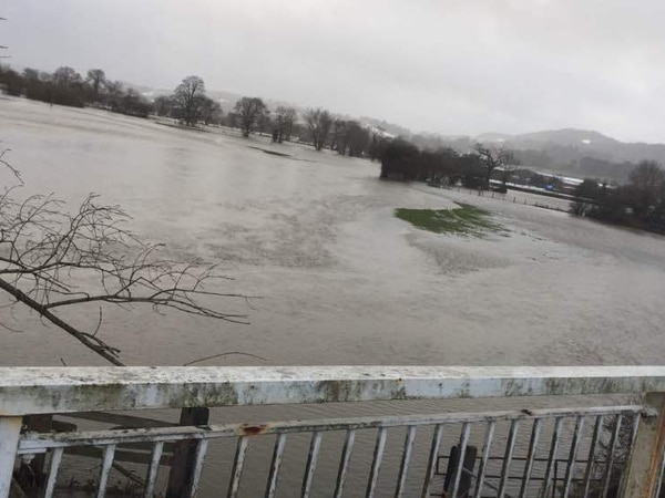 How Welsh fields could halt Shropshire flooding