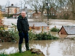 Shropshire flooding gallery: Latest pictures as water levels rise again