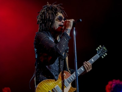 Lenny Kravitz, Arena Birmingham - review and pictures