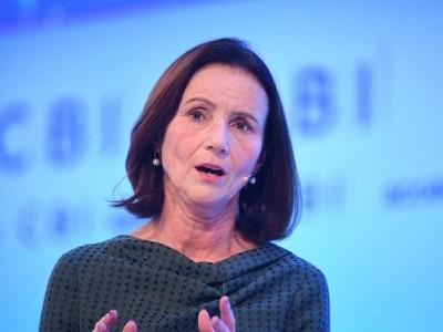 Confidence in Britain is faltering, CBI chief warns