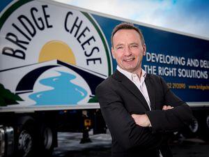 Bridge Cheese managing director Michael Harte