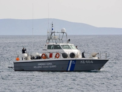 Children among dead as migrant boat sinks off Greek island