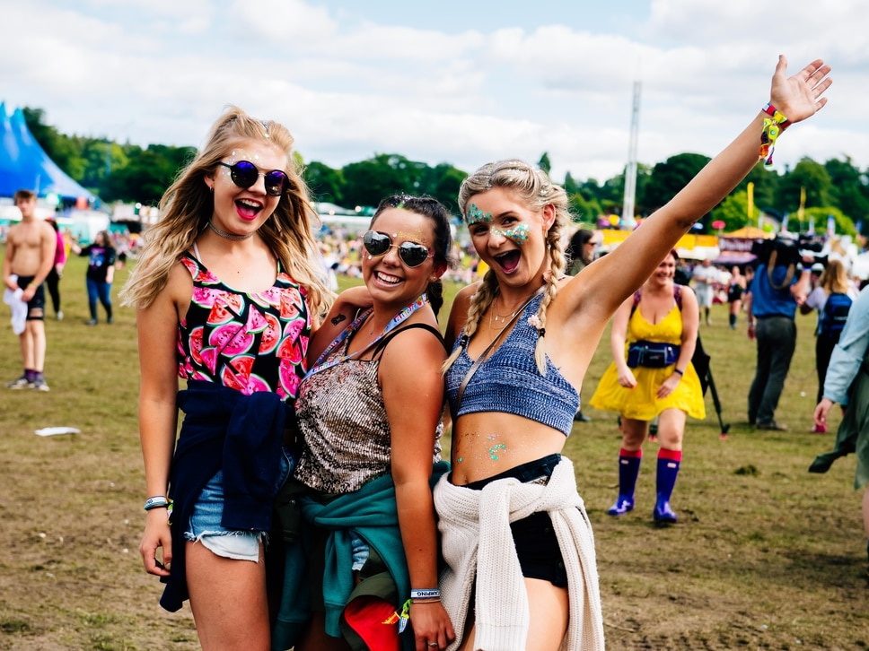 V Festival day two LIVE - The party continues at Weston Park - with PICTURES