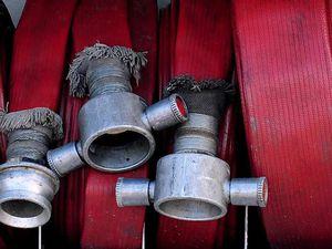 Crews tackle fire at Shrewsbury industrial site