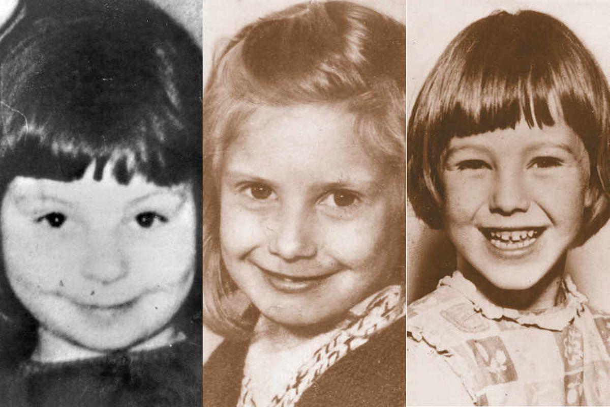 Christine Darby, Margaret Reynolds and Diana Joy Tift