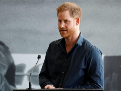 Harry accuses social media of creating a crisis of 'hate, health and truth'