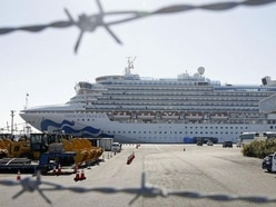 Coronavirus: Stranded Britons on cruise ship could be flown home