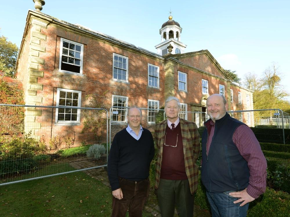 Refurbishment plans for £10 million Cleobury Mortimer estate