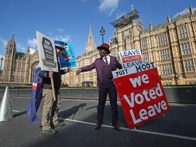 Brexit: what happens after MPs seize control?